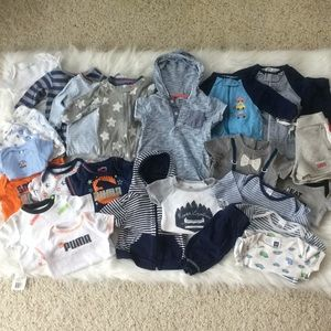 Other - Baby Boy Bundle! 3-6 Months!